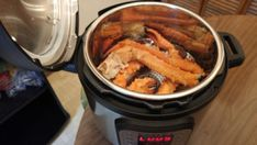 – Pathetically, the most popular post on my blog-o-pathetic has been the one I wrote back in July about pressure cooking snow crab legs in my Instant Pot pressure cooker. If you like, you ca…