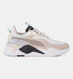 Baskets basses RS-X Reinvent - Puma - Galeries Lafayette Puma Sneakers, Shoes Sneakers, Trendy Shoes, Casual Shoes, Puma Shoes Women, Nike Air Shoes, Aesthetic Shoes, Hype Shoes, Pumas Shoes