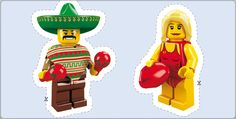 LEGO.com Minifigures : Downloads - Stickers Series 2 - sticker