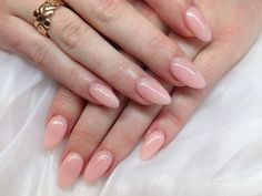 Hard Gel Nails Golden Nail Extensions Only Toe Wedding Natural