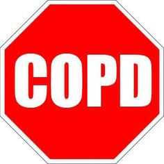 how to stop copd from progressing