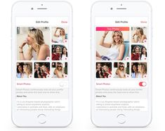Tinder's new Smart Photos show just how well the app knows you – TechCrunch Selfies, Best Profile Pictures, Games To Win, Hair Up Or Down, Your Profile, Just A Game, Start Up Business, Business Tips, Profile Photo