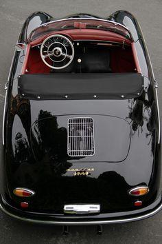 1957 Porsche 356 A, 4 cyl.