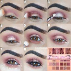 Gorgeous Makeup: Tips and Tricks With Eye Makeup and Eyeshadow – Makeup Design Ideas Makeup 101, Makeup Goals, Diy Makeup, Makeup Inspo, Makeup Style, Makeup Ideas, Eye Makeup Designs, Makeup Blog, Drugstore Makeup