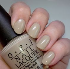 OPI - Did you 'ear about Van Gogh. Saw a girl wearing this the other day... it looked really pretty!