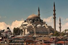 Islamic Architecture - Rüstem Pasha Mosque. Istanbul, Turkey. 1561-1563
