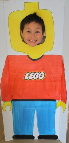 What a great addition to your child's Lego Party- a minifig photo booth! The photos could be included in thank you notes from your child. SignUpGenius loves party planning and we have multiple tools to help you plan and organize your next event. Need RSVP invites? We have them! www.SignUpGenius.com
