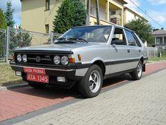 FSO Polonez View Image, Industrial, Polish, Cars, Retro, Super Cars, Historia, Fotografia, Vitreous Enamel
