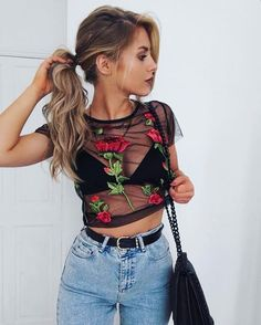 15 Cute Concert Outfits For Every Type Of Concert - Mode - Summer Outfits Street Style Outfits, Mode Outfits, Casual Outfits, Fashion Outfits, Fashion Clothes, Fashion Shoes, Hipster Fashion Style, Look Fashion, 90s Fashion