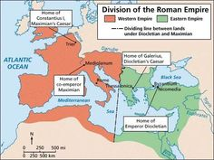 I have a joke for y'all: How was the Roman Empire divided? Answer: With a pair of Caesars. Background: In the year 285 CE (A.D.), the Roman Empire was divided into Eastern and Western Empires under...