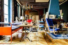 Shinsuke Kawahara's Whimsical Paris Apartment | Yatzer