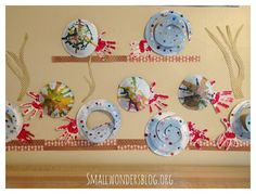 Home for hermit crab: preschool ocean theme, a craft in two ways from smallwondersblog.org