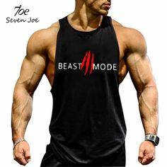 Train Insane Remai Gym Bodybuilding Vest Funny Mens Sports Performance Singlet