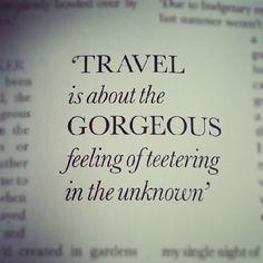 <3 #travel #quote