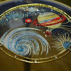 Sticken / Embroidery 48 Ideas Embroidery Bead Fashion For 2019 You Are Big Brot Tambour Beading, Tambour Embroidery, Couture Embroidery, Bead Embroidery Jewelry, Embroidery Fashion, Modern Embroidery, Embroidery Hoop Art, Cross Stitch Embroidery, Embroidery Patterns