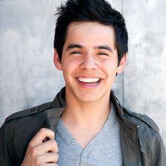 David Archuleta. Singer. American Idol runner-up and finalist. Love that smile.