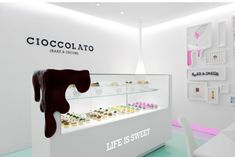 Concept Cioccolato Design by SAVVY Studio Minimalist Interior Design