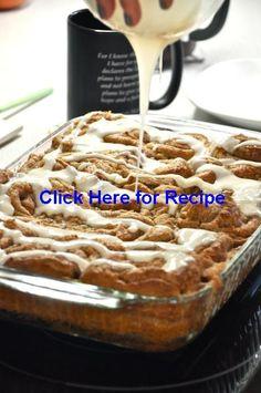 Cinnamon rolls Recipe #pancakes #breakfast #recipe #supper #lunch #Yummy