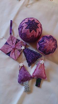 Adornos en lilas