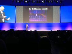 Seth Godin no Inbound13, maior evento de Inbound Marketing do mundo
