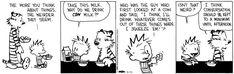 Pahahahahaaaa. Love Calvin & Hobbes.
