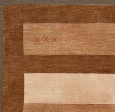 Gabbeh Handloom Beige New Zealand Wool 11268 Rug