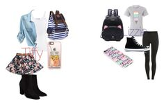 """""""School"""" by dj2000noname ❤ liked on Polyvore featuring art"""