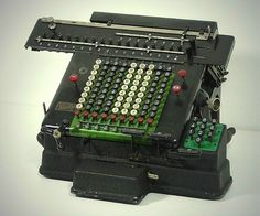 mechanical calculating machines - Google Search