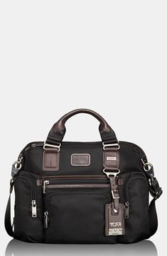 Tumi 'Alpha Bravo - Brooks' Briefcase available at #Nordstrom - De mis últimas adquisiciones...