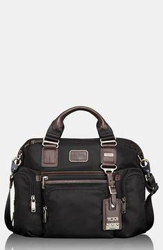 Tumi 'Alpha Bravo - Brooks' Briefcase available at #Nordstrom - De mis últimas adquisiciones...