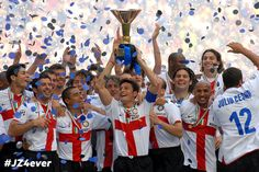 Scudetto on our Centenary year.. 2008