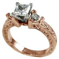 Rose Gold Jewelry....love love love rose gold! and the detail on this is amazing :)