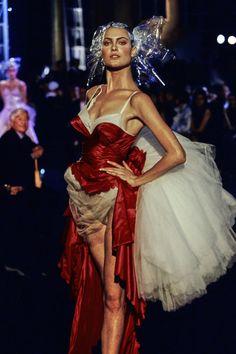 John Galliano Spring 1996 Ready-to-Wear Collection Photos - Vogue