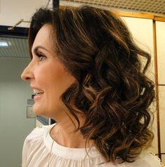 Copie o corte de cabelo de Fátima Bernardes
