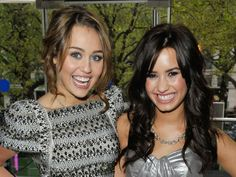 """Loud and Proud  Forget stick-thin Hollywood actresses -- Miley Cyrus joined forces with now-pal Demi Lovato to defend curvy women via Twitter. After apparently being criticized for her weight, Cyrus tweeted a photo of an anorexic woman on Nov. 12, 2011 and wrote, """"By calling girls like me fat this is what you're doing to other people. i love MYSELF &"""