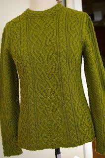 Meu Mundo Craft: Blusas em tricô