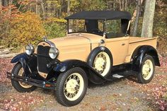 Vintage Cars Classic 1931 Ford Model A Roadster Pickup - Image 1 of 14 - Antique Trucks, Vintage Trucks, Antique Cars, Old Pickup Trucks, Lifted Ford Trucks, Ford Classic Cars, Classic Trucks, Station Wagon, Car Ford