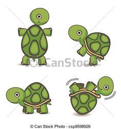 tartaruga disegno - Cerca con Google