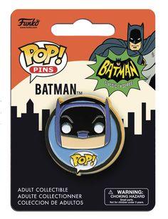 Pop Pins: DC Universe 1966 Batman