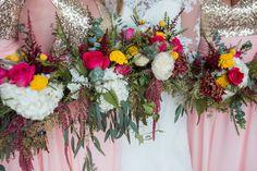 Bouquets by Echelon Florist Photo Credit: 2 Hodges Photography http://2hodgesphotography.com/