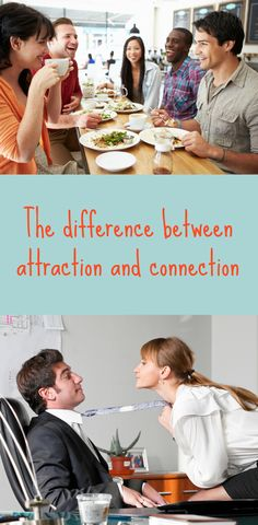 Separating those difficult feelings between attraction and connection and why you may only like a person as a friend rather than a potential partner