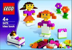 Random lego girl ideas