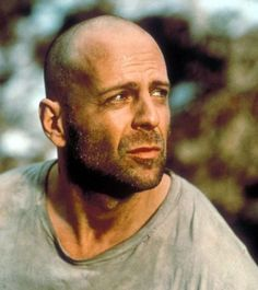 Bruce Willis - Twelve Monkeys. One of the most beautiful love stories ever told!