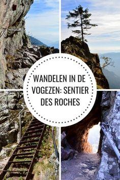 Wandelen in de Hoge Vogezen: Sentier des Roches - Passie voor Frankrijk Hiking Europe, Going On A Trip, Weekend Vibes, France Travel, Staycation, Trekking, Travel Inspiration, Camping, Places To Visit