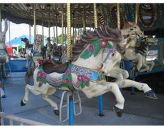 How To Build Wood Carousel Horses