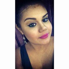 A consultora @catha_94, do Beauty Team da NYX Belém, está apaixonada pelo Soft Matte Lip Cream Prague