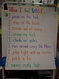 Mrs Jump's class: Wild Thing You Make My Heart Sing! Goes with Where the Wild Things Are book -- ideas for writing, making wild thing cut outs, etc. Book Activities, Preschool Activities, Teaching Resources, Teaching Ideas, Feelings Preschool, Preschool Circus, Teaching Posters, Preschool Halloween, Preschool Projects