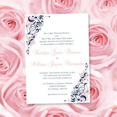 Diese Hochzeit Einladung Vorlage Können Sie Ihre Eigenen Einladungen Zu  Machen. Antwortkarten, Zeremonie