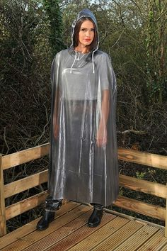 Large range of womens high fashion, designer and everyday rainwear. British manufactured high quality trenchcoats, capes, jackets overtrousers and a full range of festival clothing. Clear Raincoat, Vinyl Raincoat, Pvc Raincoat, Plastic Raincoat, Mackintosh Raincoat, Capes, Rain Bonnet, Rain Suit, Hooded Cloak