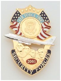 USAF Security Forces Presidental Security